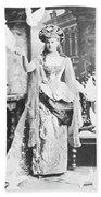 Alva Vanderbilt (1853-1933) Beach Towel