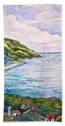 'amalfitana' Beach Towel