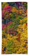 Amazing Cloudland In The Fall Beach Towel