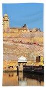 Amber Fort - Jaipur India Beach Towel