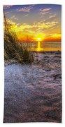 Ambience Of The Gulf Beach Towel
