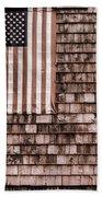 American Colors Of Maine Beach Towel