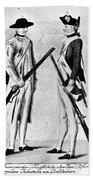 American Uniforms, 1784 Beach Towel