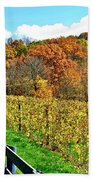 Amish Vinyard Two Beach Towel
