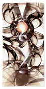 Amulet Of Chaos Beach Towel
