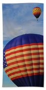 An American Tradition Beach Towel