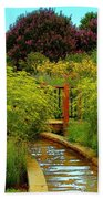 An Impressionists View Beach Towel
