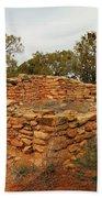 Anasazi Ruins Southern Utah Beach Towel