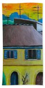 Ancient Volterra Wired Beach Towel