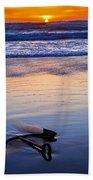Anchor Ocean Beach Beach Towel