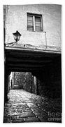 Ancient Alley In Tui Bw Beach Towel