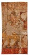 Ancient Egyptian Art Beach Towel