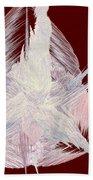 Angel Heart By Jammer Beach Towel