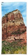 Angel's Landing Beach Towel