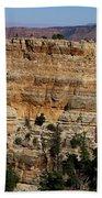 Angel's Window At Cape Royal Grand Canyon Beach Towel