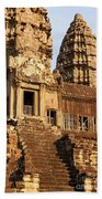Angkor Wat 03 Beach Towel