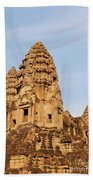 Angkor Wat 04 Beach Towel