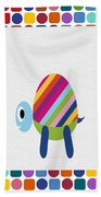 Animals Whimsical 2 Beach Towel