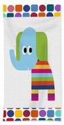 Animals Whimsical 8 Beach Towel
