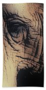 Animals Wrinkle Too Beach Towel