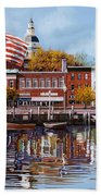Annapolis Beach Towel