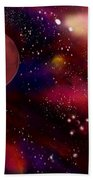 Another Galaxy Beach Towel