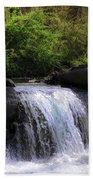 Another Hidden Waterfall Beach Towel