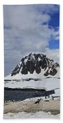 Antarctic Wilderness... Beach Towel