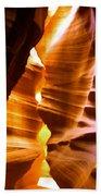 Antelope Canyon Page Arizona Beach Towel