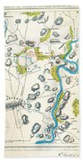 Antietam, Maryland, 1862 Beach Towel