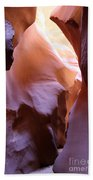 Antilope Canyon Colors Beach Towel