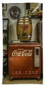 Antiques - Murray's Root Beer And Coca Cola Beach Towel