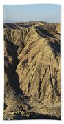Anza Borrego, California Beach Towel