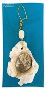 Aphrodite Earring Beach Sheet