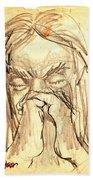 Apostle's Prayers Beach Towel