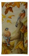 Appalachian Autumn  Beach Towel