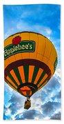 Appelbee's Hot Air Balloon Beach Towel