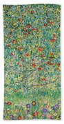 Apple Tree I Beach Towel