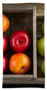 Apples Beach Sheet