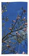 April Blossom Beach Towel