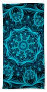 Aquamarine Beach Towel