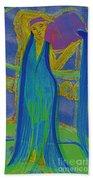 Aquarius By Jrr Beach Towel by First Star Art