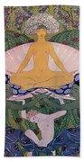 Arabian Nights, 1922 Beach Towel