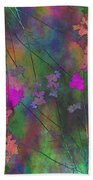 Arbor Autumn Harmony 4 Beach Towel