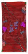 Arbor Autumn Harmony 7 Beach Towel