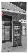Arcade And Attica Depot Beach Sheet
