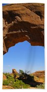 Arch 39 Beach Towel