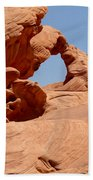 Arch At Valley Of Fire State Park Beach Towel