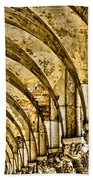 Arches At St Marks - Venice Beach Towel