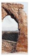Arches National Park-utah Beach Towel